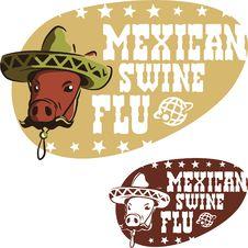 Free Mexican Swine Flu Royalty Free Stock Photo - 9232665