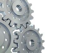Free Gear Wheels Background Royalty Free Stock Photo - 9234705