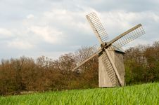 Free Old Windmill Stock Photo - 9234860