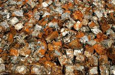 Free Reusable Metal Royalty Free Stock Image - 9236416