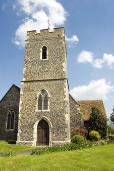 Parish Church Of St Bartholomew Stock Image