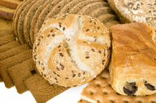 Free Bread Royalty Free Stock Photography - 9236667