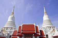 Free Temple In Bangkok, Thailand Stock Image - 9237301