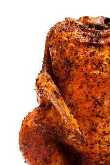 Free Grilled Chicken Stock Photography - 9237392