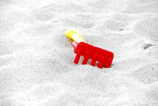 Free Beach Toys Series Stock Photography - 9238362