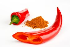 Free Red Chili Stock Images - 9239014
