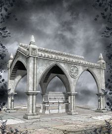 Free Gothic Scenery 65 Royalty Free Stock Images - 9239519
