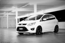 Free C-max Big Aperture 2nd Try Stock Image - 92329261