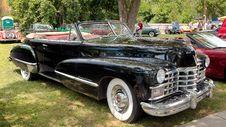 Free 1947 Cadillac Series 62 Convertible Stock Photography - 92329372