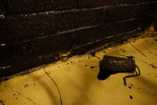 Free Road Surface, Automotive Lighting, Asphalt, Wood Stock Photography - 92329472