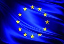 Free Drapeau De L Union Européenne Royalty Free Stock Photos - 92329508