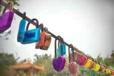 Free 68/365 Love Lock Royalty Free Stock Image - 92329916
