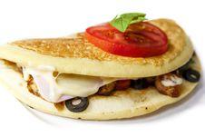 Free Savory Pancake Stock Photo - 92331390