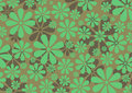 Free Abstract Floral Background Stock Images - 9241934