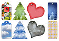 Free Gift Tag Stock Photography - 9246212