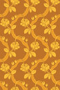 Free Seamless Pattern With Roses Stock Photography - 9247142