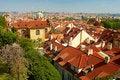 Free Prague Spring Panorama Stock Photo - 9249160