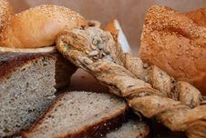 Free Bread Royalty Free Stock Photography - 9241567