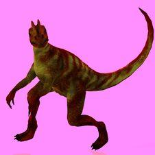 Free Dilophosaurus Stock Images - 9241704