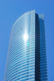Free Skyscrapers Business Centre Royalty Free Stock Image - 9244076