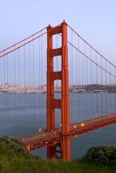 Free Golden Gate Bridge Stock Photos - 9245213