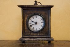 Free Vintage Clock Stock Photography - 9245692