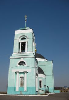 Free Russian Orthodox Church Stock Images - 9245874