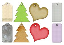 Free Gift Tag Stock Images - 9246404