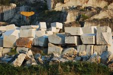 Free Stone Quarry Stock Photography - 9246482
