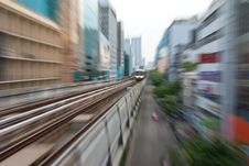 Free Sky Train Stock Photo - 9247120
