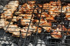 Free Barbecue Royalty Free Stock Photo - 9247465