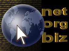 Internet Concept (01) Stock Image