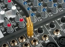 Free Audio Control Console Stock Images - 9248174