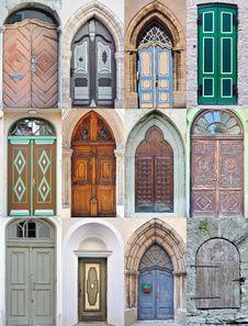 Free Doorway Stock Images - 9248304