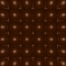 Free Furnishing Leather Texture Stock Image - 9248681