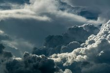 Free Dark Storm Clouds Royalty Free Stock Photos - 92428098