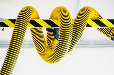 Free Yellow Hose Royalty Free Stock Photography - 92428737