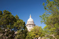 Free Texas State Capitol Building Royalty Free Stock Photography - 9250527