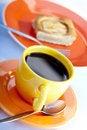 Free Apple Pie And Coffee Royalty Free Stock Photos - 9251628