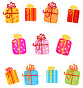 Free Gifts Royalty Free Stock Photos - 9251678