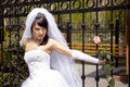 Free Pretty Bride Royalty Free Stock Photography - 9258387
