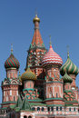 Free Saint Basil Cathedral At Red Square In Moscow Royalty Free Stock Images - 9259819