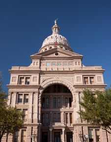 Free Texas State Capitol Building Stock Photos - 9250493