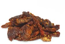 Dried Tomatoes Stock Image