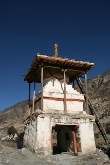 Free Stupa Royalty Free Stock Photos - 9250598