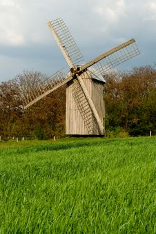 Free Old Windmill Stock Photos - 9251293