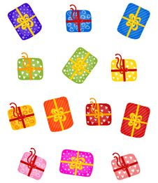 Free Gifts Stock Image - 9251681