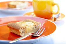 Free Apple Pie And Coffee Royalty Free Stock Photos - 9251938