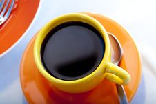 Free Coffee Stock Image - 9251951