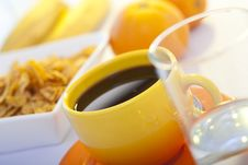 Free Breakfast Stock Images - 9251984